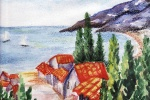 Улочка у моря